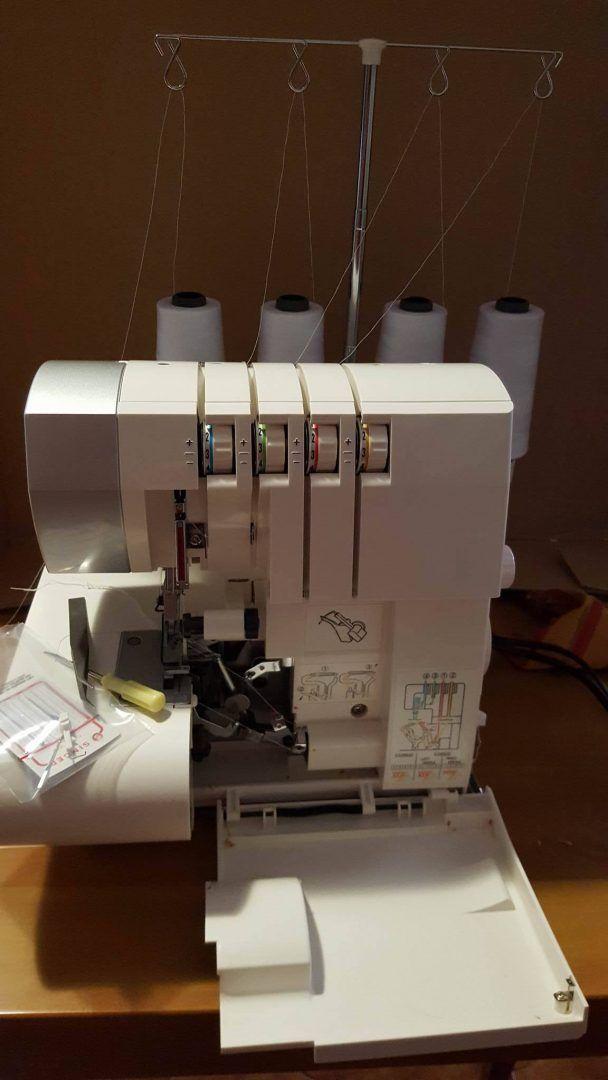 Cosa sapere sulla tagliacuci della singer acquistata alla for Lidl offerte della settimana macchina da cucire