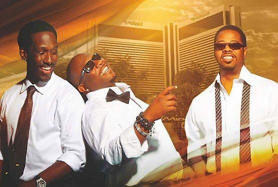 Boyz II Men Venue: Terry Fator Theatre, Mirage Hotel
