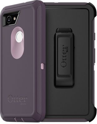 the latest dc197 af4f8 OtterBox Defender Series Case For Pixel 2, Purple Nebula | Products