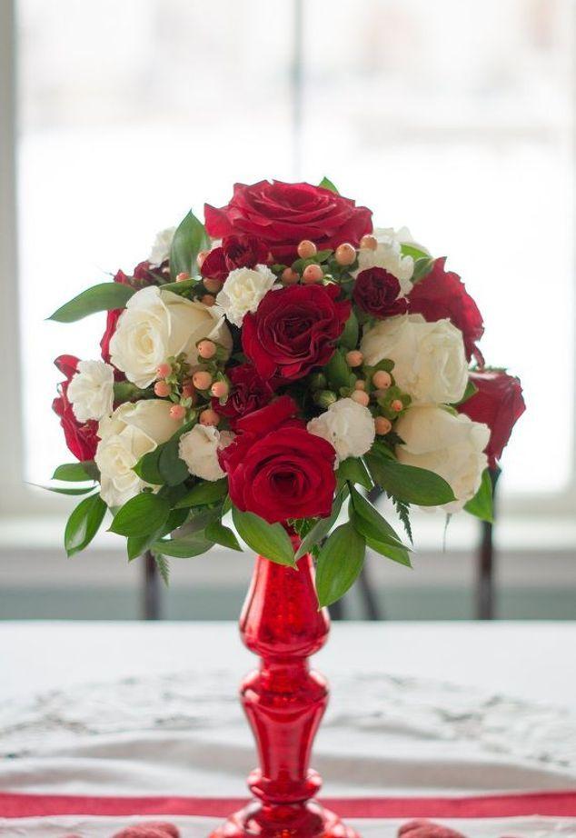 diy valentine s peça central, decoração do feriado sazonal, ideias do dia dos namorados