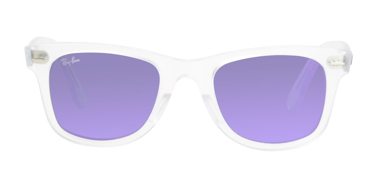 08b772b3af Ray Ban - RB4340 Clear - Purple sunglasses in 2018