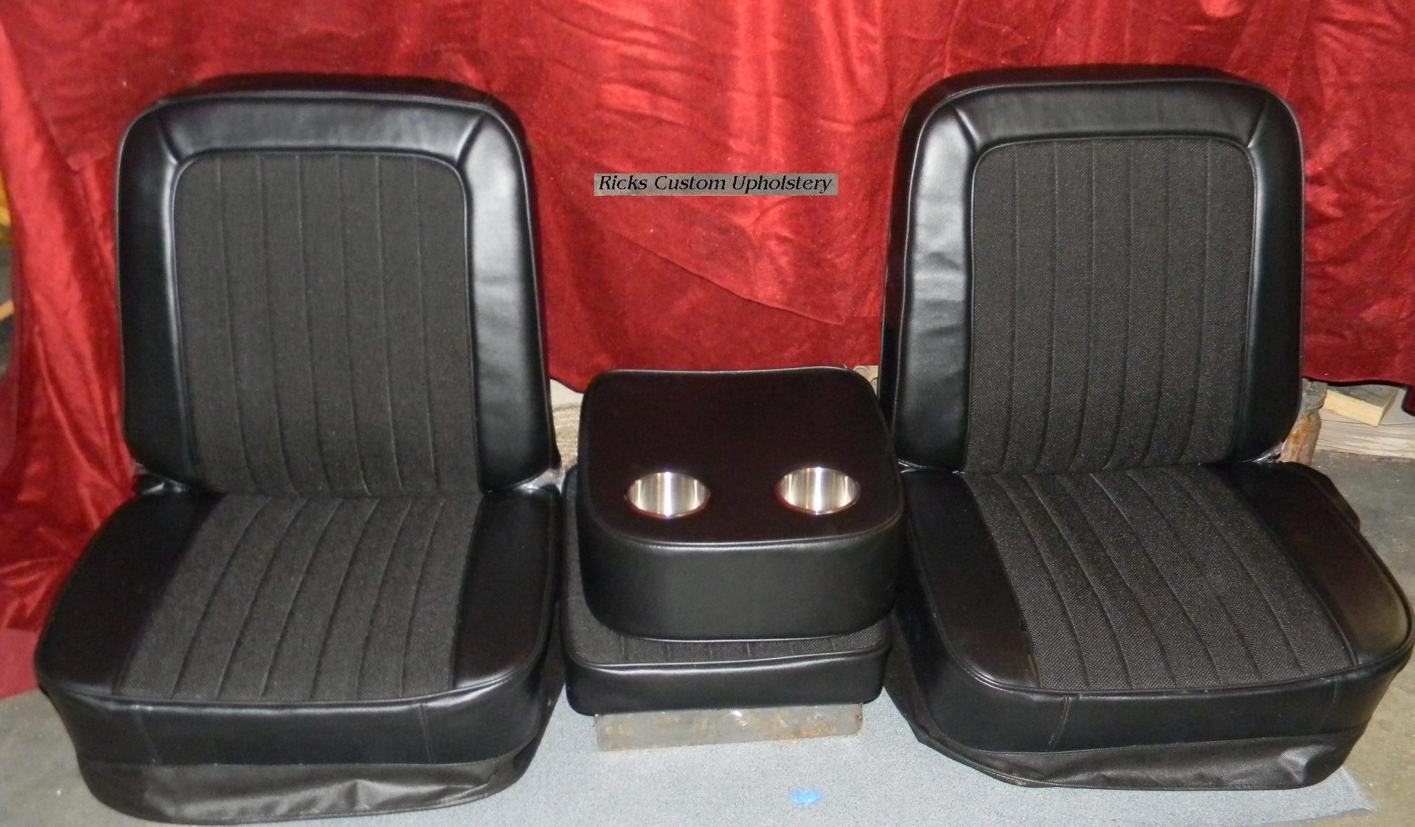 67-72 Chevy Truck / Bucket Seats and Console / Rick's ... |Silverado Bucket Seats And Console