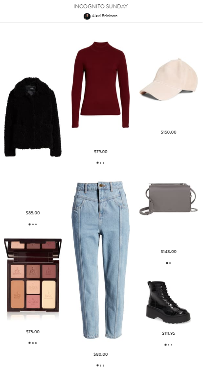 Not So Incognito Look Dailylook Fashion Daily Look Everyday Outfit Inspiration