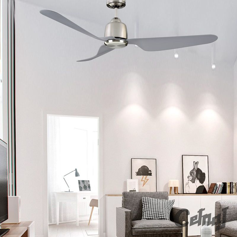 The Manly Ceiling Fan Turns Head With Its Striking Modern Appearance!
