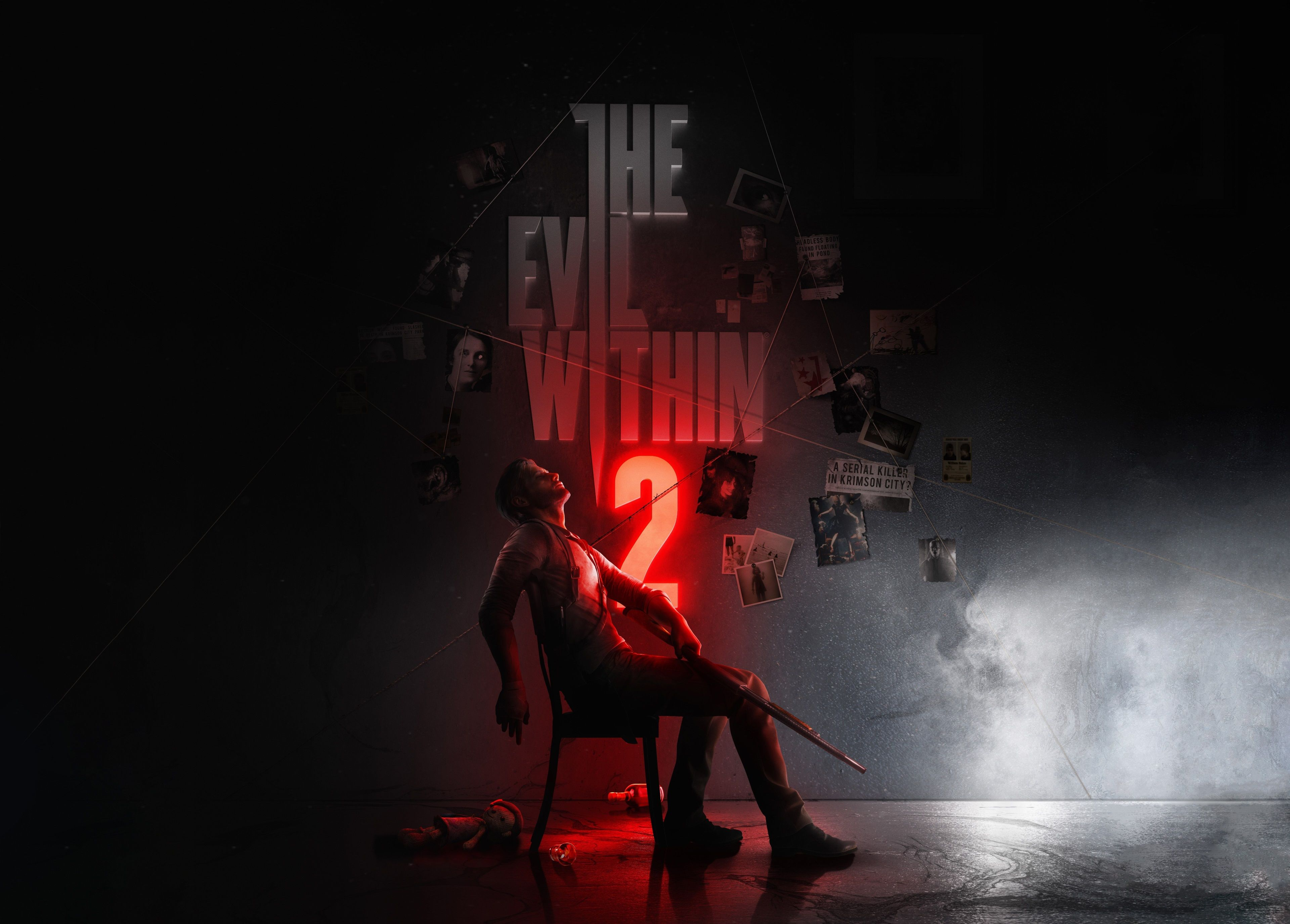 3840x2750 the evil within 2 4k hd quality desktop