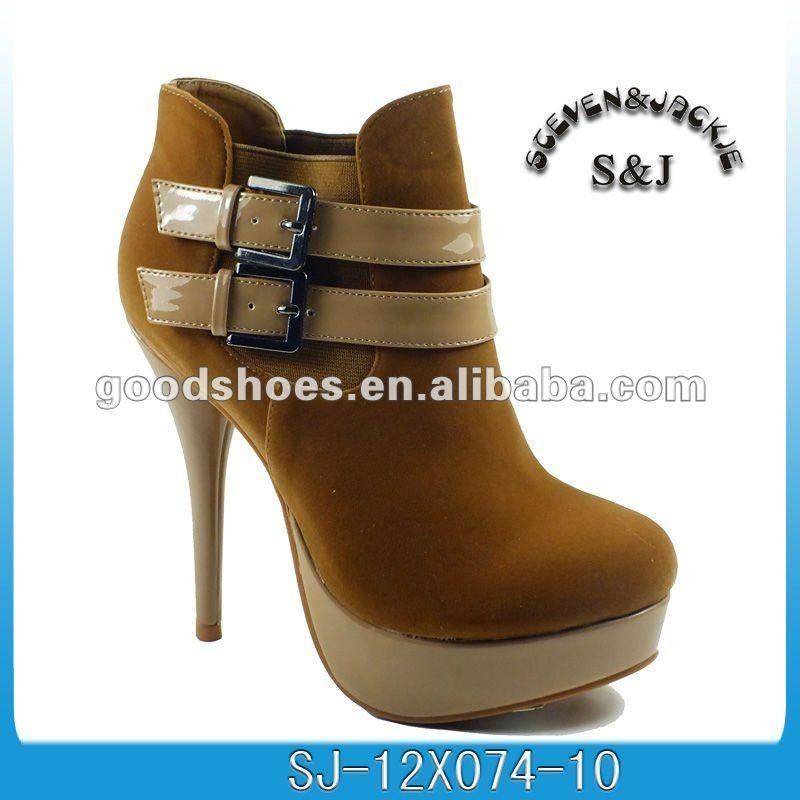 chic elegante tacón alto zapatos para dama-Calzado Casual-Identificación  del producto 662535292-spanish.alibaba.com 34272f586ca8
