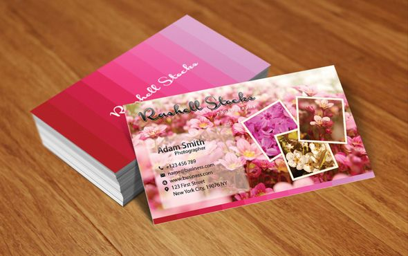 Free Photography Business Cards Printing Business Cards Free Business Card Mockup Business Cards Mockup Psd