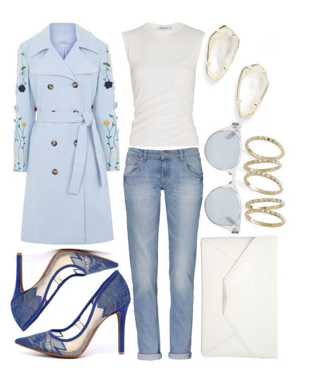 """""""Street Fashion Inspired (3)"""" by estefanifashion on Polyvore featuring VIVETTA, Kendra Scott, Jessica Simpson, Alexander Wang, Style & Co. and Sun Buddies"""