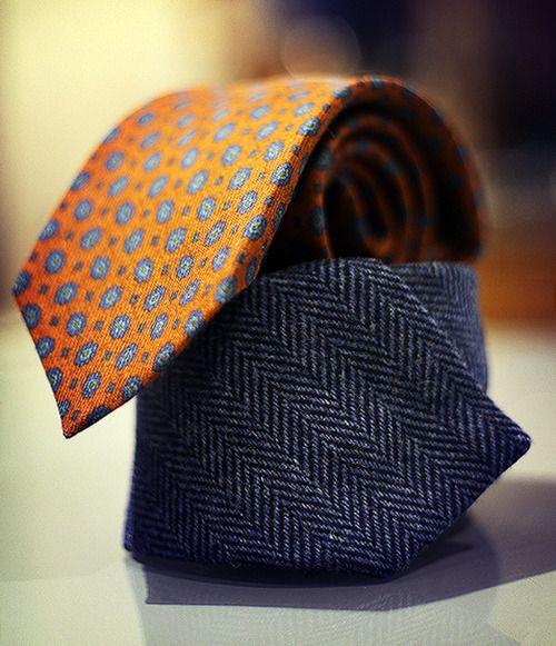 it's a tie
