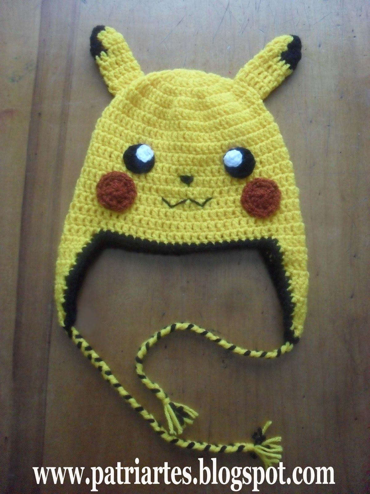 Pikachu   Toucas divertidas   Pinterest   Disney crafts, Children s ...