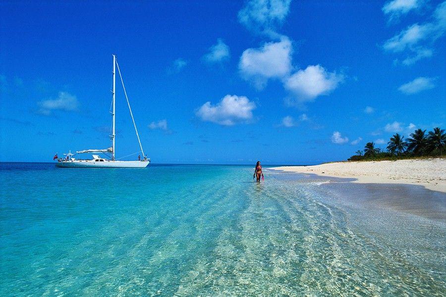 Florida Keys Beaches Key Wests 550x366 Best In