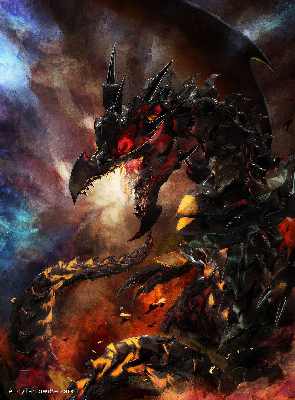 Red Eyes Black Dragon Black Dragon Yugioh Dragons Yugioh Monsters