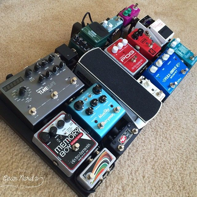 gearnerds 39 s photo on instagram guitar bass effects pedal boards pedalboard guitar effects. Black Bedroom Furniture Sets. Home Design Ideas