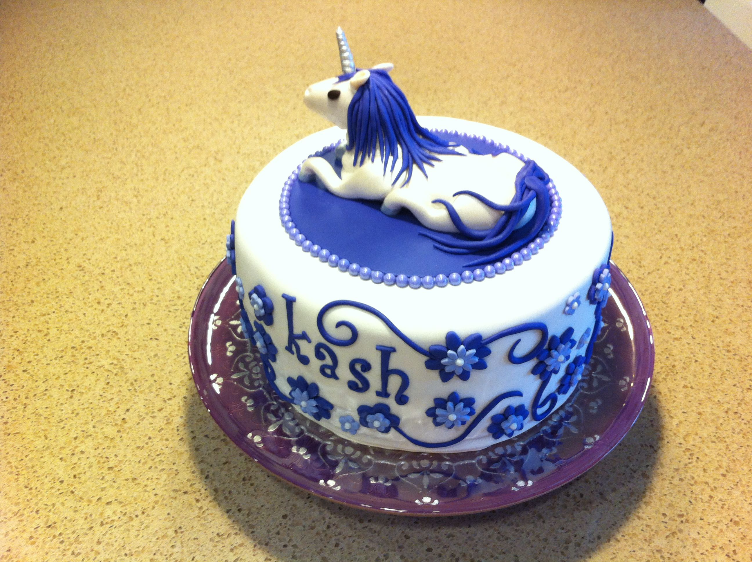 Birthday cake for a 12 year old girl so fun birthday
