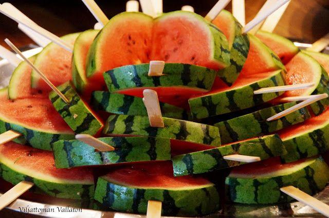 Viljattoman Vallaton: Juhlapöydän salaatit