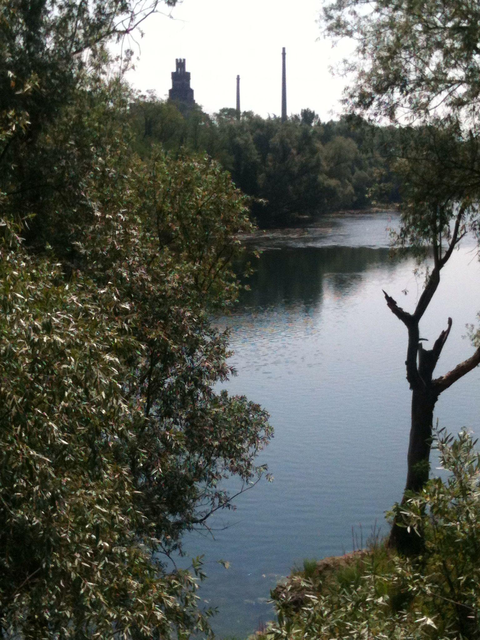 Lungo il fiume Adda