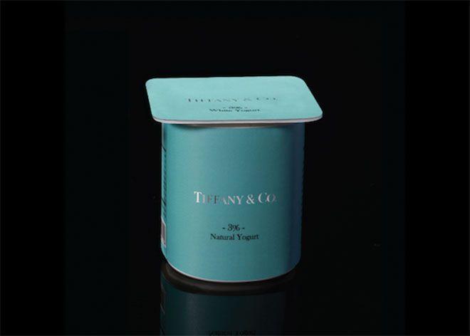 Yogurt by Tiffany & Co.