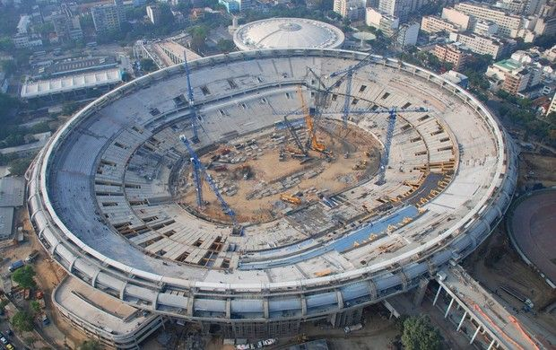 This Is The Maracana Stadium In Rio De Janeiro In Less Than 2 Years It Will Host The 2014 World Cup Final Repin If Maracana Stadium World Cup World Cup Final