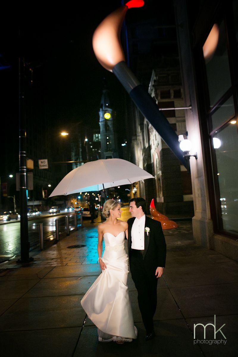 Chrissy & Mike's Wedding at PAFA ~ mk Photography