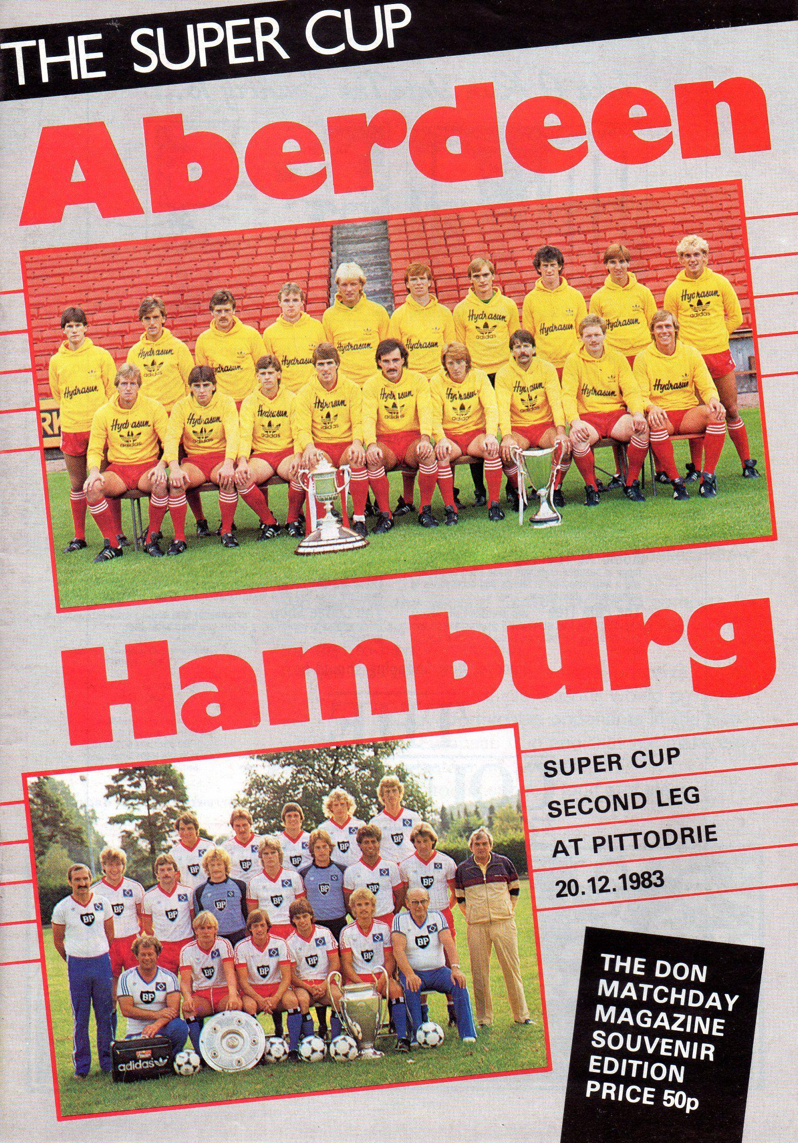 Hamburg Aberdeen