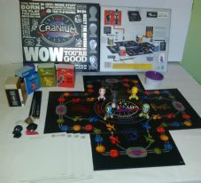 Cranium Wow You Re Good Deluxe Edition Board Game Vgc 100