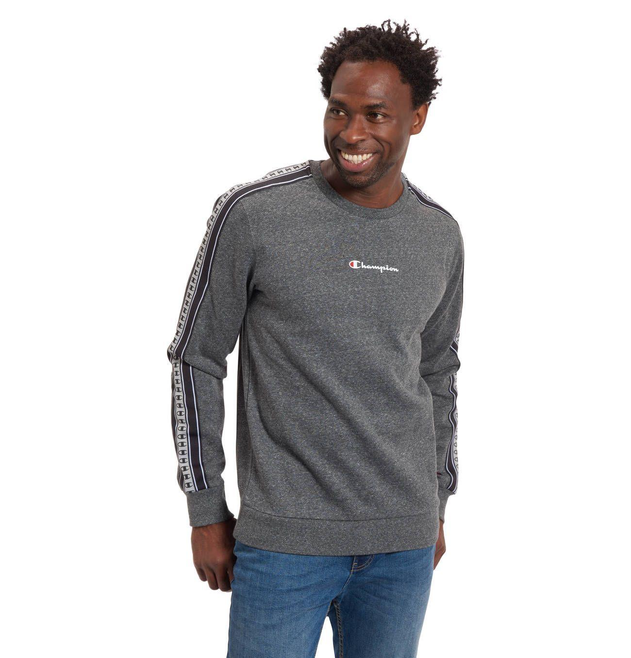 logostreifen #sweatshirt #comfort #fitSweatshirt, Logo