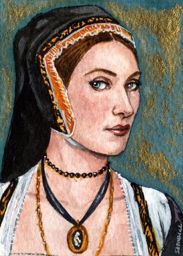 Jane Boleyn, Lady Rochford, wife of George Boleyn | Jane ... George Boleyn Tudors