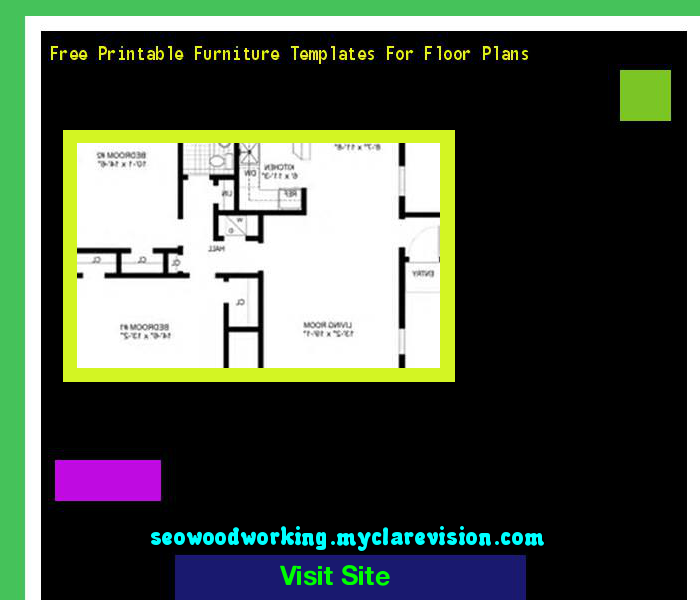 free printable furniture templates for floor plans 101729