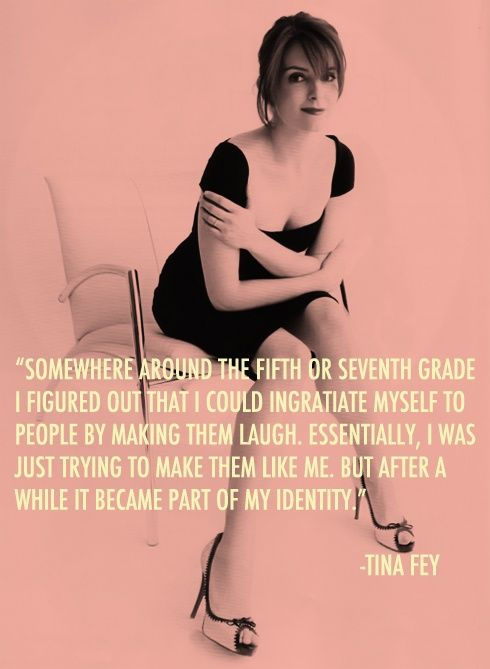 Another awesome quote from Tina Fey   Tina fey quotes