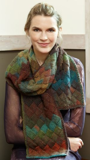 3 Ways to Create Awesome Color Effects with Amazing Yarn Scarves, Yarns and...