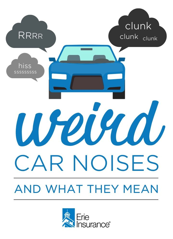 Weird Car Noises and What They Mean | Tips for Your Car