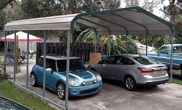 Portable Garages Near Me are rising in popularity than