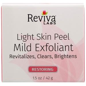 افضل مقشرات الجسم من اي هيرب افضل منتجات من الصيدلية اي هيرب Peeling Skin Light Skin Reviva Labs