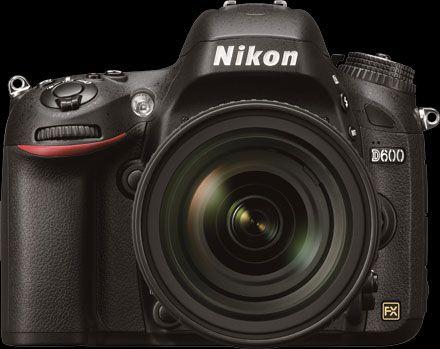 Nikon D600 24 3 Megapixels 3 2 Screen Full Frame Sensor The Nikon D600 Is The Smallest Least Expensive Full Frame Dslr Nikon Dslr Digital Camera Nikon