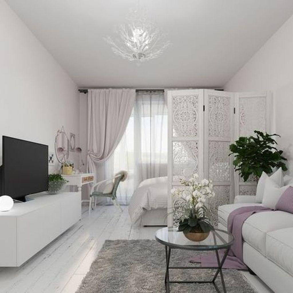39 Impressive Studio Decoration Ideas To Apply Asap Apartment Room Apartment Layout Apartment Interior