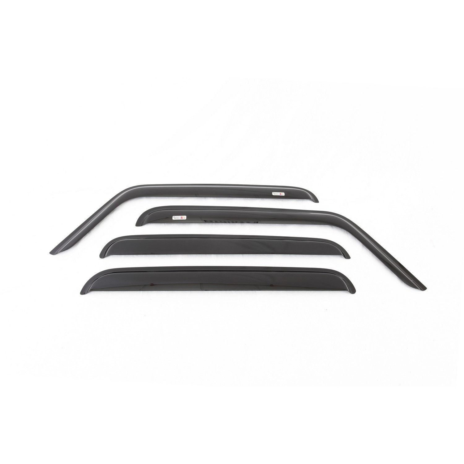 Window Rain Deflectors; 8401 Jeep Cherokee XJ Jeep