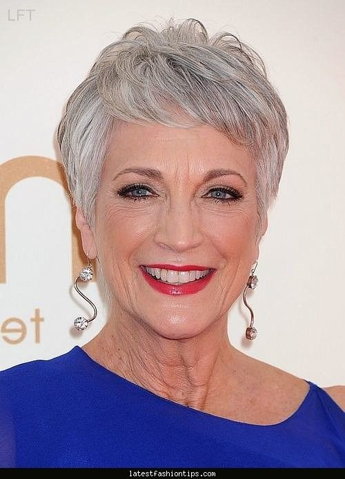 Awesome Best Hairstyles Over 60 Maturity Short Hair Styles Hair