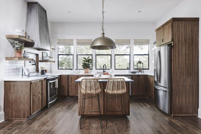 The Ramsey House from Fixer Upper kitchen design