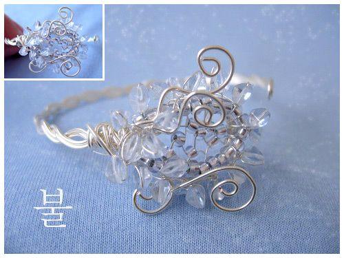 Crystalleia by Ignisburns.deviantart.com on @DeviantArt
