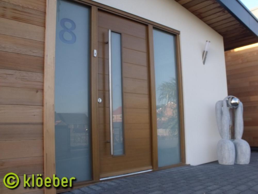 Kloeber Gallery Contemporary House with Aluminium windows and