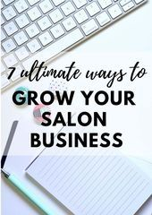 A salon owner must read Salon marketing ideas and salon business ideas that will grow your salon business