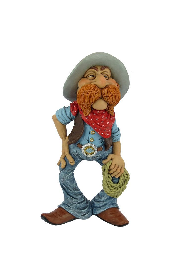 Buy Warren Stratford Cowboy Figurine for Sale Online in USA & Canada. – OakValleyDecor