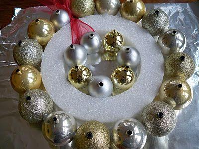coronas y colgantes navideos buscar con google