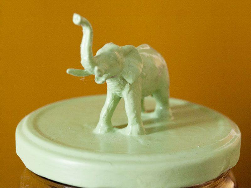 Gendots: My take on the plastic animal DIY trend