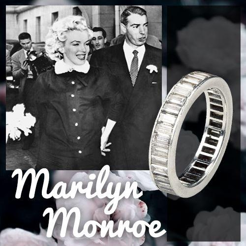 vintage engagement marilynmonroe httpwwwvintagestylercouk