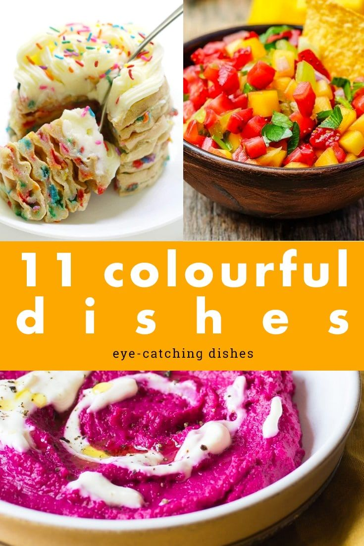 Amazingly Colourful Foods Recipeoftheweek 9 15 Jul Food