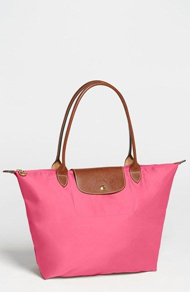 Longchamp  Le Pliage  Large Tote available at  Nordstrom..good to carry  books and transfer to professional life 87923060cc59e