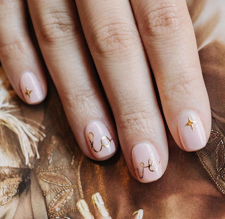 19 Elegant Wedding Manicure Ideas Beyond a Pale Pink