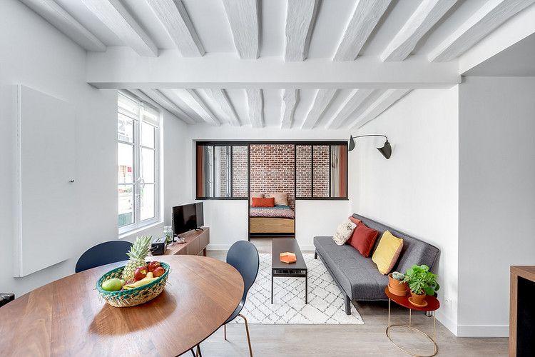 am nagement petit espace 5 astuces d 39 architectes pour l 39 optimiser s jour interior. Black Bedroom Furniture Sets. Home Design Ideas