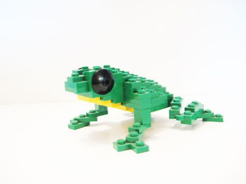 LEGO Frog | Lego and Legos